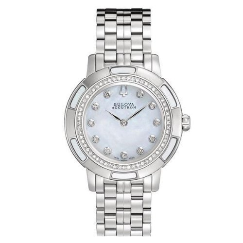 Ladies' Bulova Accutron Pemberton Diamond Watch