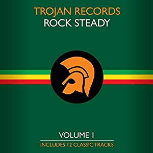 The Best Of Trojan Rock Steady Vol. 1 [LP]