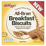 Kelloggs All Bran Original Breakfast Biscuit 240G