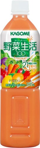 (お徳用ボックス) 野菜生活100 オリジナル 930g×12本