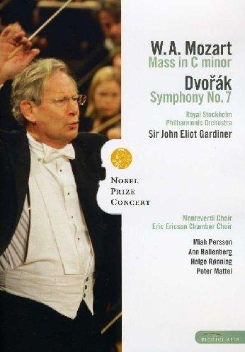 Nobel Prize Concert 2008 - Mozart: Mass in C minor / Dvorak: Sym No. 7 (John Eliot Gardiner)