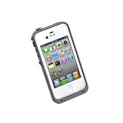 LifeProof iPhone 4/4S Case White