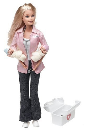 Barbie Forever Baby Doctor Barbie Doll