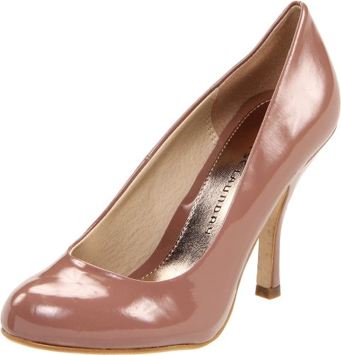 Chinese Laundry Women's New Love Pump,Dark Blush Patent,5.5 M US