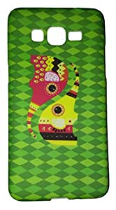 Stycoon Printed Back Cover for Samsung Galaxy Grand Prime G530 - Abstract ECLBCP00121