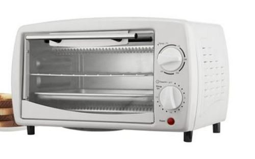 NEW Brentwood TS-345W 4 Slice Toaster Oven, White (Oven Popcorn compare prices)