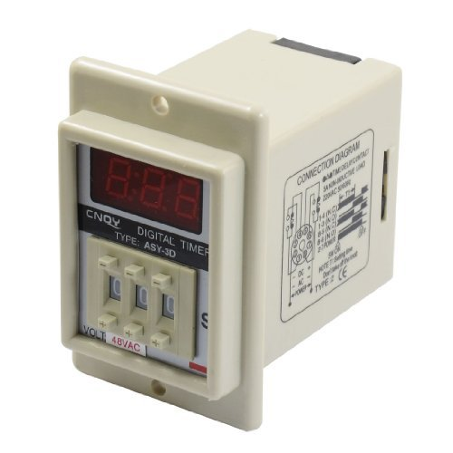 water-wood-ac-48v-8-pin-001-999-second-digital-timer-time-delay-relay-beige-asy-3d
