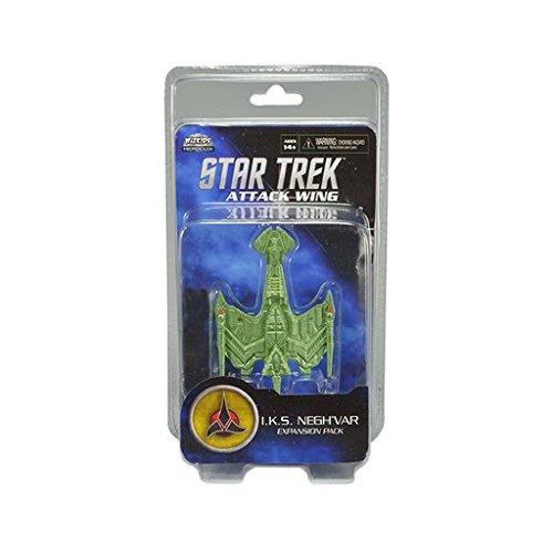 Star Trek Attack Wing: Klingon I.K.S. Negh'var - 1