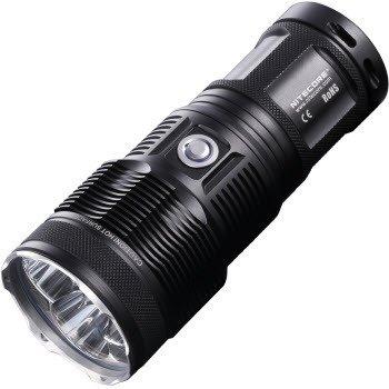 Nitecore Tm15 Xm-L U2 Led Tiny Monster 3X Cree Xml U2 2450 Lumens Flashlight Waterproof Rescue Search Torch