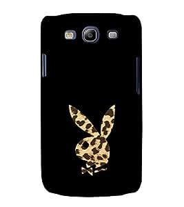 EPICCASE playboy Mobile Back Case Cover For Samsung Galaxy S3 (Designer Case)