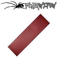 """BLACK WIDOW SKATEBOARD GRIPTAPE 1 Sheet of RED 9"""""""