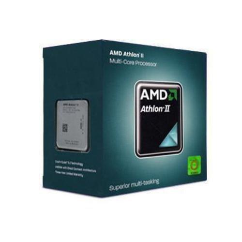 Processeur 1 x AMD Athlon II X2 240e / 2.8 GHz Energy Efficient Socket AM3 L2 2 Mo Box