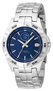Buy Georgetown Fossil Mens 3 Hand Date Watch by Fossil