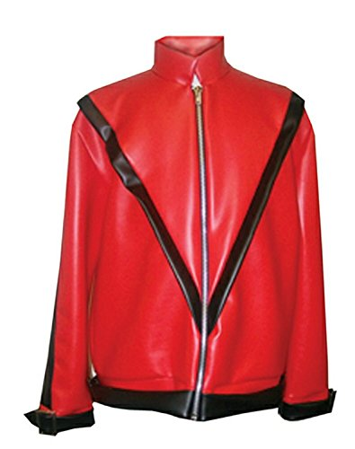 Jacket 80s Pop Star Costume - Adult Costume