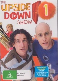 The Upside Down Show (Vol. 1) ( The Up side Down Show (Art Museum / Barbershop) ) [ Origine Australiano, Nessuna Lingua Italiana ]