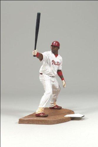 McFarlane Toys MLB 3 Inch Sports Picks Series 6 Mini Figure Ryan Howard (Philadelphia Phillies) Sox) - 1