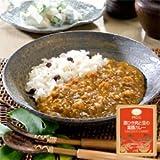 5袋セットMCCレトルトカレー鶏ひき肉と豆の薬膳カレー180gX5