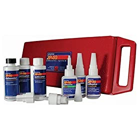 Fastcap 2P-10 CA Glue Kit Reviews