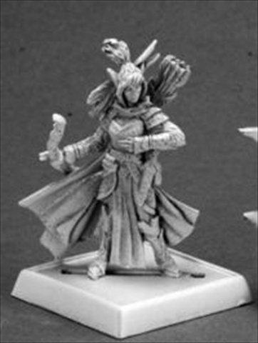 Shalelu # 2 Pathfinder Miniature - 1