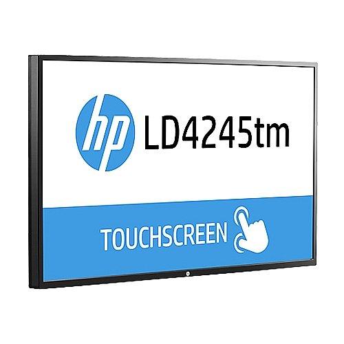 "Ld4245Tm 42"" Interactive Led 1920 X 1080 1000:1 Digital Signage Display - Black"
