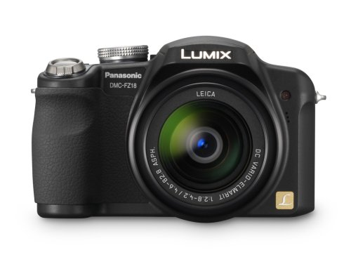 Panasonic Lumix DMC-FZ18 is one of the Best Point and Shoot Digital Cameras for Travel Photos Under $1000