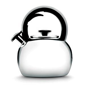 KitchenAid Teakettle 2-Quart Stainless Steel Globe Kettle by KitchenAid