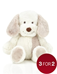 Preston Dog Soft Toy