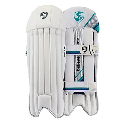 SG Super Test Wicket Keeping Legguards- Mens