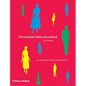 The Complete Fashion Sourcebook [Paperback]