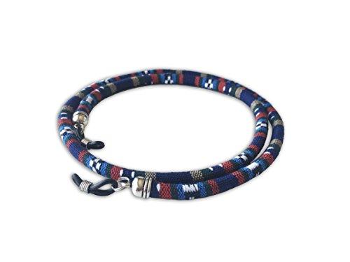 cordon-redondo-de-gafas-estampado-etnico-azul-marino-rojo-blanco-beige