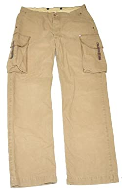 Ralph Lauren Double RL RRL Men Canvas Cargo Pants