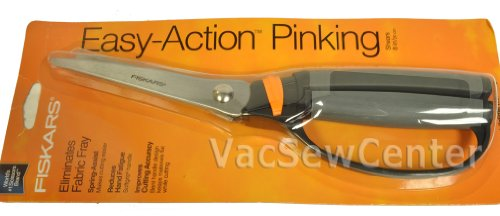 Fiskars 8 Inch Soft Touch Pinking Shears