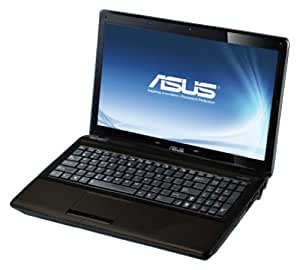 "Asus K72JR Ordinateur portable 17,3"" Intel Core i3-350M 500 Go RAM 4096 Mo Windows 7 ATI Mobility Radeon HD 5470 Noir"