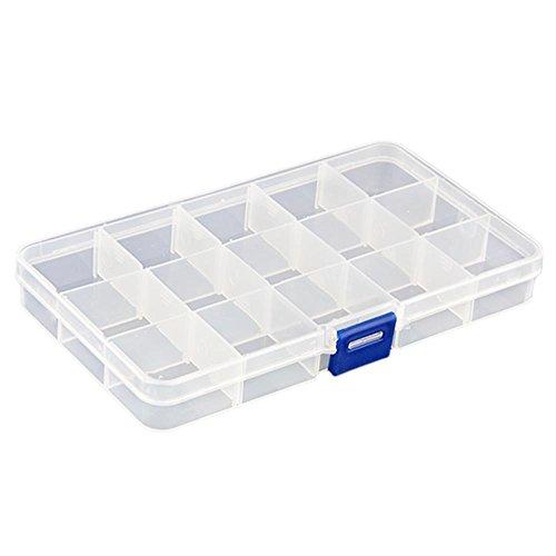 15-Fcher-Plastik-Aufbewahrungsbox-Plastik-Schmuckschatulle-Schmuckkstchen-HOT