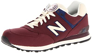 Buy New Balance Mens ML574 Rugby Fashion Sneaker by New Balance