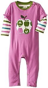 Hatley 2 In 1 Infant Romper - Orchard Apples - Mono para niñas