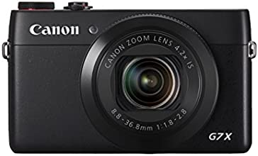 Canon PowerShot G7 X Digital Camera - Wi-Fi Enabled
