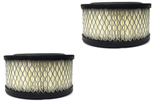 2 PACK Ingersol Rand # 32170979 # 14 Air Intake Filter A424 Element by TURF TUFF # TTAF-22A