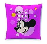 CTI Bulle de Gum 041804 Cushion with Disney Minnie Mouse Design 40 x 40 cm Cotton