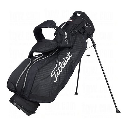 Titleist 2014 Ultra Lightweight Stand Bag: Black