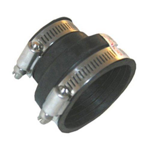 Lasco flexible rubber connector for drain pipe