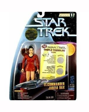Star Trek Warp Factor Series 1 Lt Commander Jadzia Dax