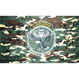 ARMY AIRBORNE SCREAMING EAGLES FLAG ~ Sportsworld