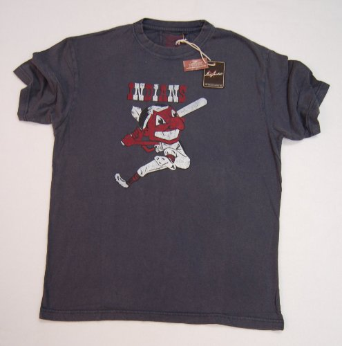 retro cleveland indians shirt