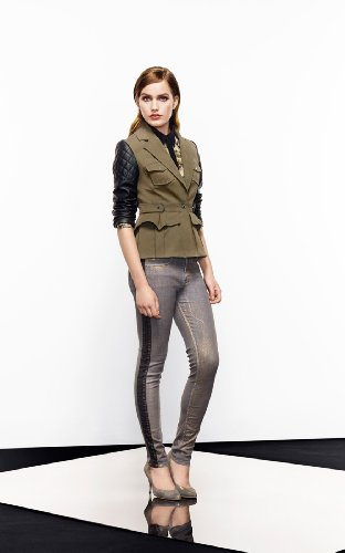 Metallic Jean