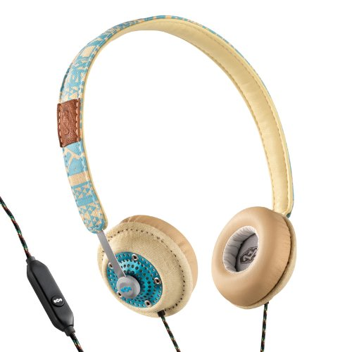 House Of Marley Em-Jh041-Nv Harambe Native On-Ear Headphones