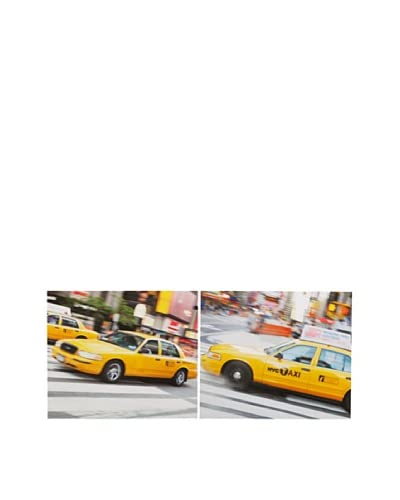 Set Lienzo 2 Uds. Taxi