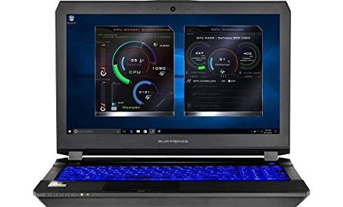 Eluktronics P650RP6 Premium VR Ready Gaming Laptop - Intel Core i7-6700HQ Quad Core Windows 10 Home 6GB GDDR5 NVIDIA GeForce...