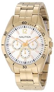 Nautica N14637G - Reloj de pulsera hombre
