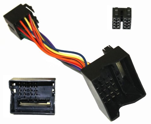 B4ISO-Konverter/Adapter-Kabel Radio Adapter Radio Stecker ISO-Kabel Verbindungskabel BMW konform